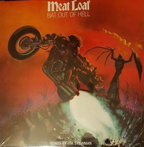 Meat Loaf<br>Bat Out Of Hell<br>LP, RE, 180g